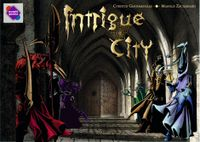 Board Game: Intrigue City