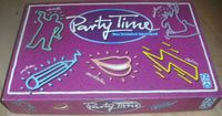 Board Game: Party Time
