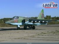 Character: Sukhoi Su-25 Stormovik