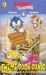 RPG Item: Sonic the Hedgehog Adventure Gamebooks 5: Theme Park Panic