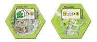 Board Game: Keyflower: Emporium & Monument