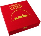 Board Game: The Settlers of Catan (containing 5/6 player expansion)
