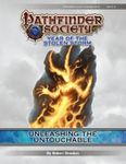 RPG Item: Pathfinder Society Scenario 8-25: Unleashing the Untouchable