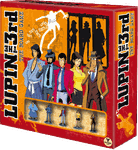 Board Game: Lupin the 3rd