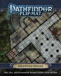 RPG Item: Pathfinder Flip-Mat: Haunted House