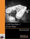 RPG Item: 1248 Starships 2: Scout Ships