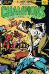 Issue: Champions Mini-Series (Issue 5 - Feb 1987)