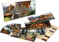 Board Game: 7 Wonders: Wonder Pack