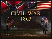 Video Game: Civil War: 1863