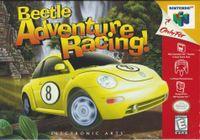 Video Game: Beetle Adventure Racing!
