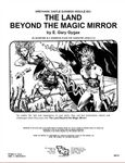 RPG Item: EX2: The Land Beyond the Magic Mirror