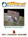 RPG Item: Dragonshire: Building Expansion Set 1