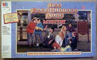 Board Game: The Babysitters Club Mystery Game