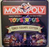 Board Game: Monopoly: Toys 'R' Us Times Square
