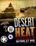 Board Game: Nations at War: Desert Heat