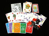 Board Game: Ex & Hopp