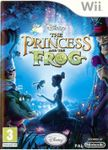 Video Game: The Princess and the Frog (Wii)