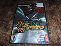 Video Game: Duel Masters Limited Edition
