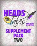 RPG Item: Heads or Tales Supplement Pack 2