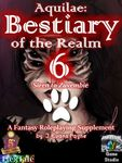 RPG Item: Aquilae: Bestiary of the Realm: Volume 6 (5E)
