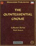 RPG Item: The Quintessential Gnome