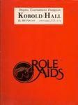 RPG Item: Kobold Hall