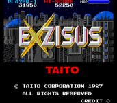 Video Game: Exzisus