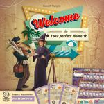 Board Game: Welcome To...: Halloween Thematic Neighborhood