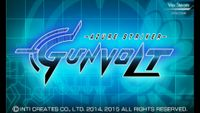 Video Game: Azure Striker Gunvolt
