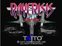 Video Game: RayCrisis