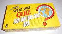 Board Game: Wie weet wat Quiz