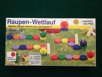Raupen-Wettlauf