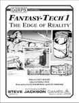 RPG Item: GURPS Fantasy Tech 1: The Edge of Reality