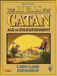 Board Game: Rivals for Catan: Age of Enlightenment