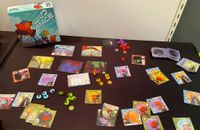 Board Game: Wild Space