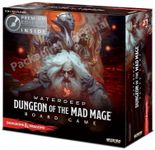 Board Game: Dungeons & Dragons: Waterdeep – Dungeon of the Mad Mage
