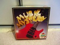 Board Game: Music Mystery