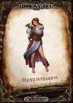 RPG Item: HW001: Hexenreigen