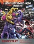 RPG Item: Apocalypse Prevention, Inc. 2nd Edition QuickStart