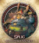 Board Game: Descent: Journeys in the Dark (Second Edition) – Splig Lieutenant Pack