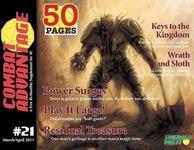 RPG Item: Combat Advantage #21: Power Surges