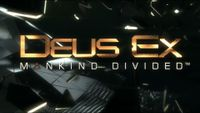 Video Game: Deus Ex: Mankind Divided