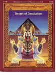 RPG Item: I3-5: Desert of Desolation
