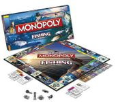 Board Game: Monopoly: Fishing – Prized Catch Edition