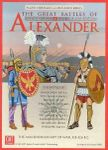 Board Game: The Great Battles of Alexander: Deluxe Edition