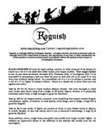 RPG Item: Roguish RPG Sample