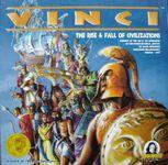 Board Game: Vinci