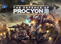Board Game: The Defence of Procyon III