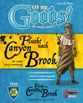 Board Game: Oh My Goods!: Escape to Canyon Brook