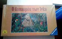 Board Game: Der Schatz der Inka